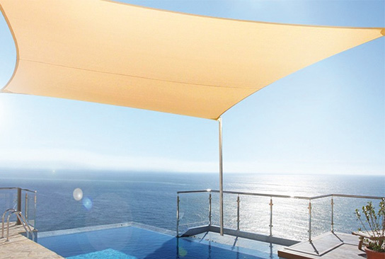 Toldo Vela Rectangular